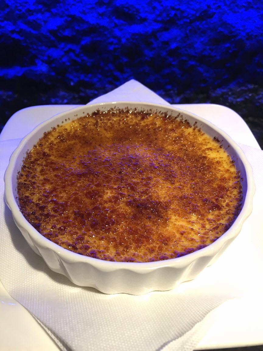 crème brûlée de François